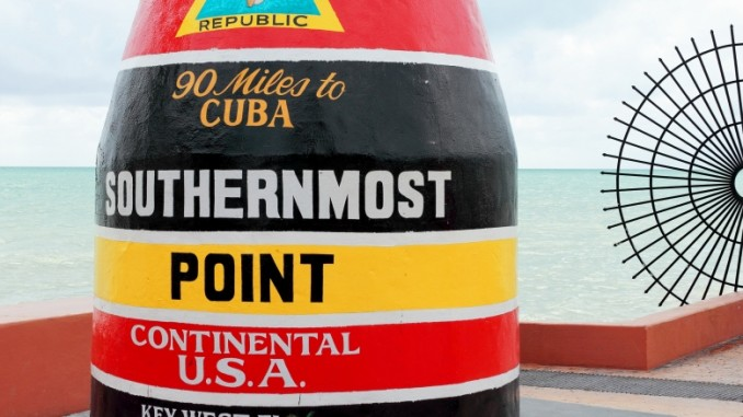 southernmost-point