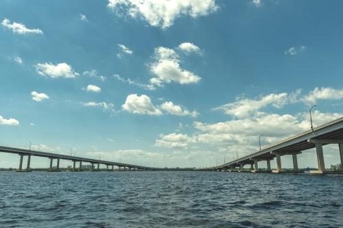 Cape Coral Brücken