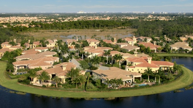 Gated Community Florida