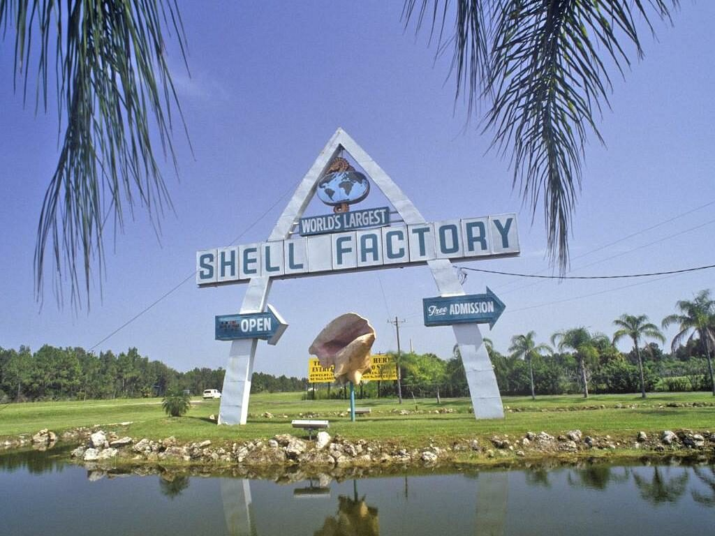 The Shell Factory and Nature Park