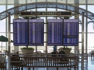 Flughafen Fort Myers Terminal