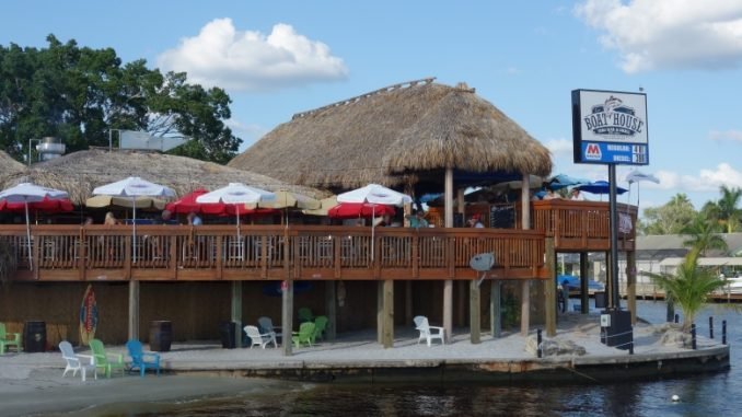 Boat House Tiki Bar & Grill