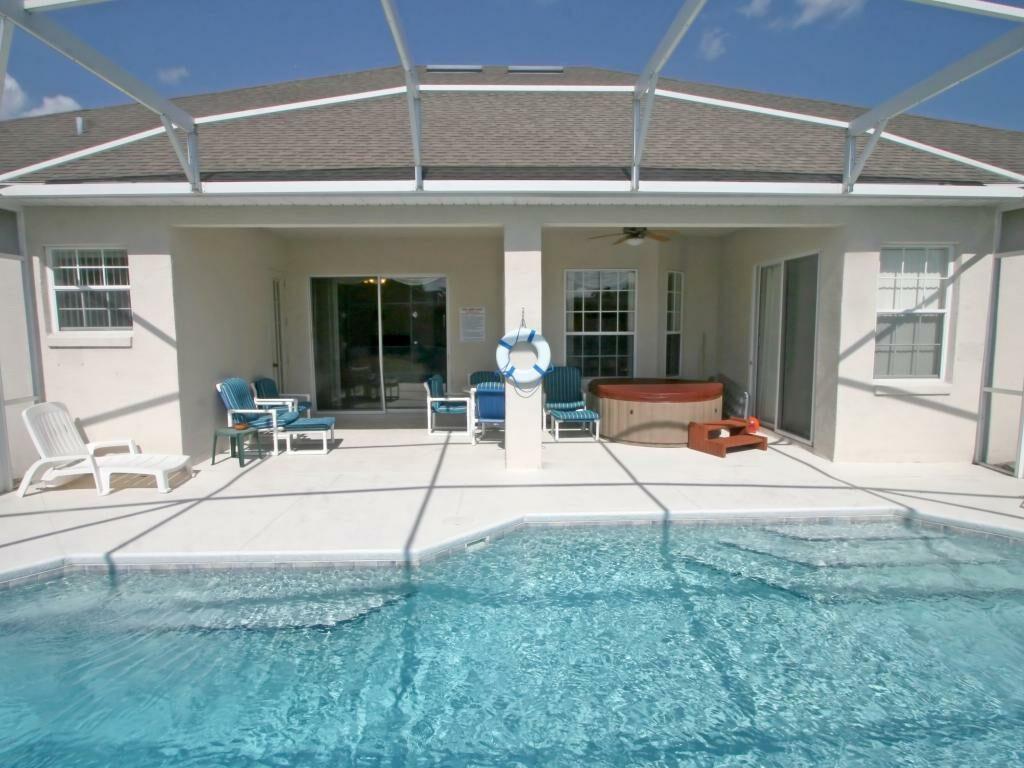 Florida Ferienhaus Cage