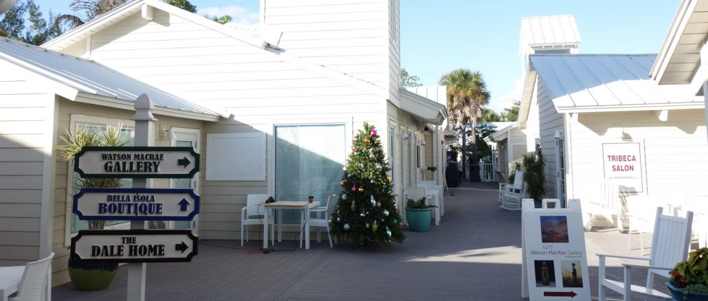 The Village Shops Sanibel Island