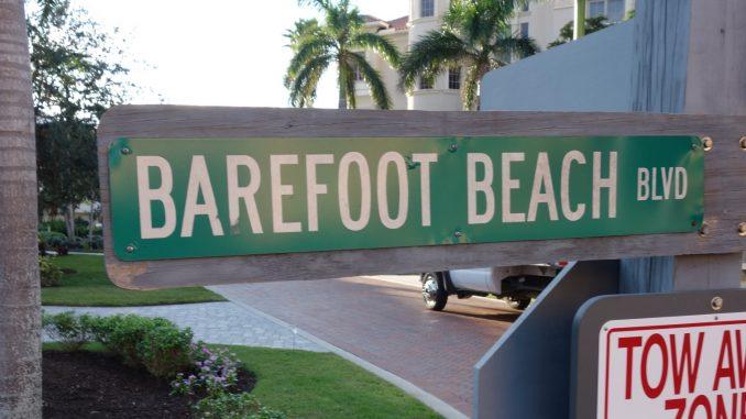 Barefoot Beach Boulevard Bonita Springs