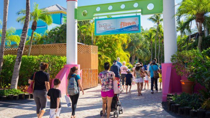 Miami Seaquarium Florida