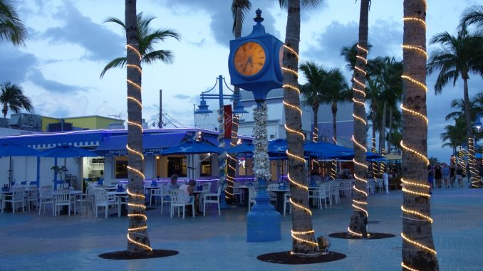 Times Square in Fort Myers Beach
