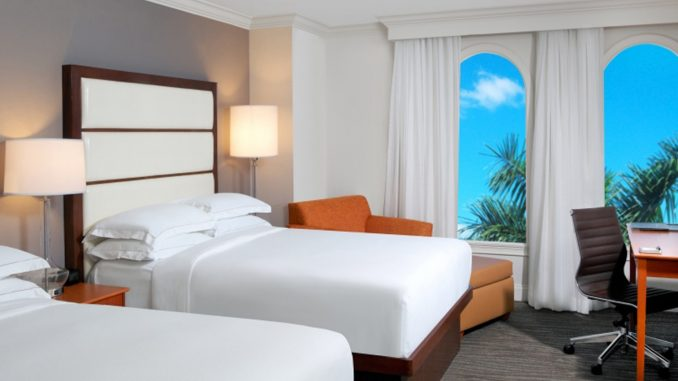 Hilton Naples Zimmer