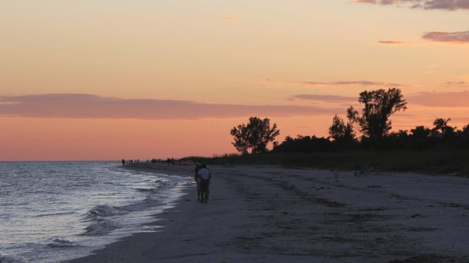 Lighthouse Beach Sanibel Island