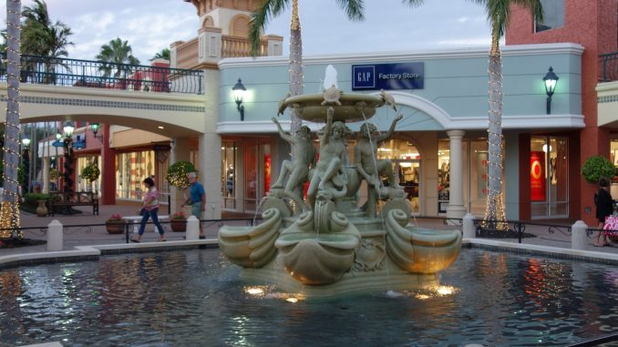 Miromar Outlets Florida