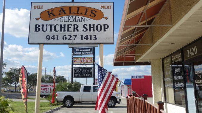 Kallis German Butcher Shop