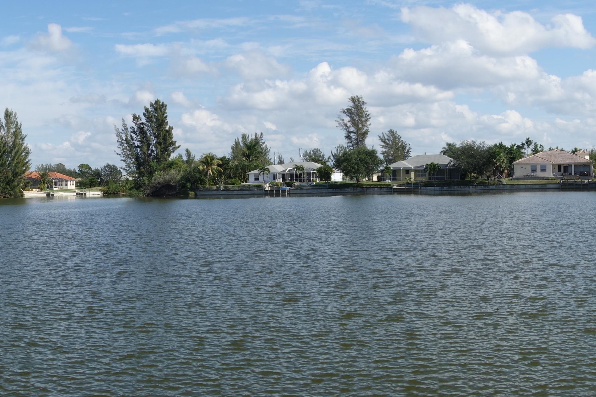 Cape Coral Memory Lake