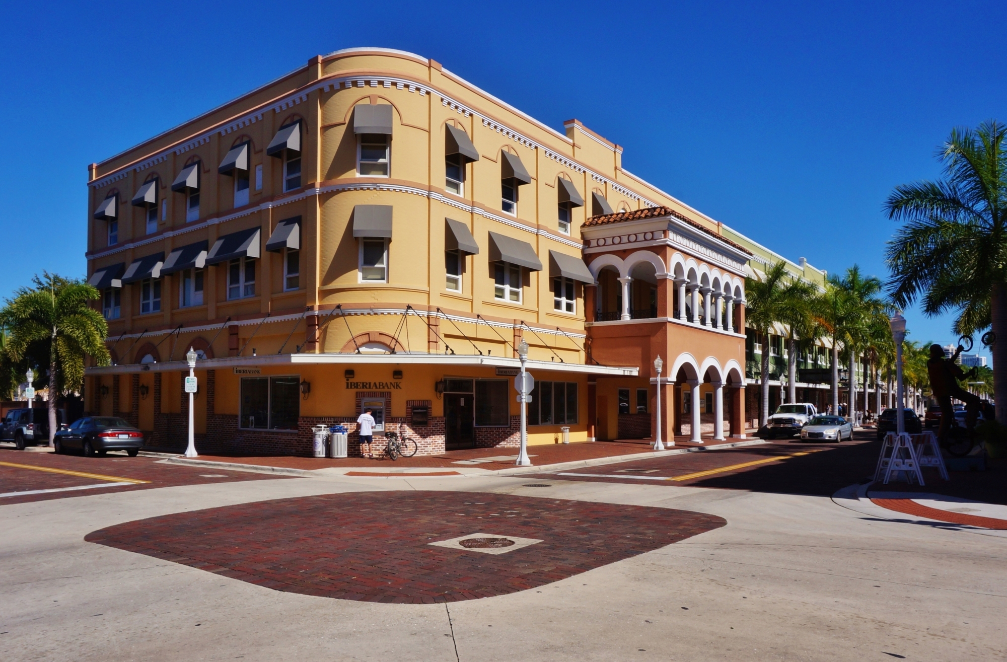 Downtown Fort Myers River District