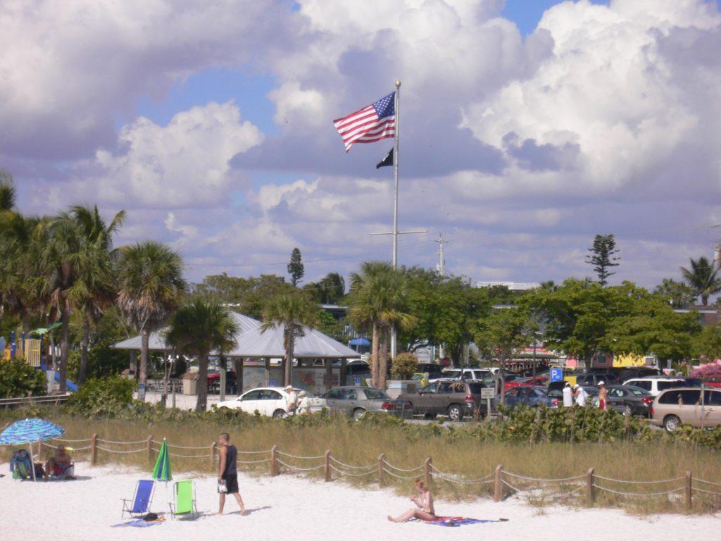 Fort Myers Beach Parken Mit Wichtigen Informationen F 252 R