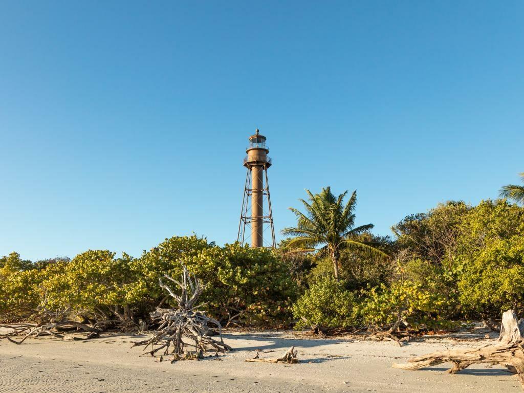Sanibel Island Lighthouse Leuchtturm