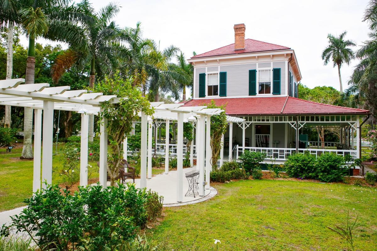 Fort Myers Edison Park