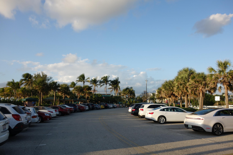 Parkplätze am Bonita Beach Park