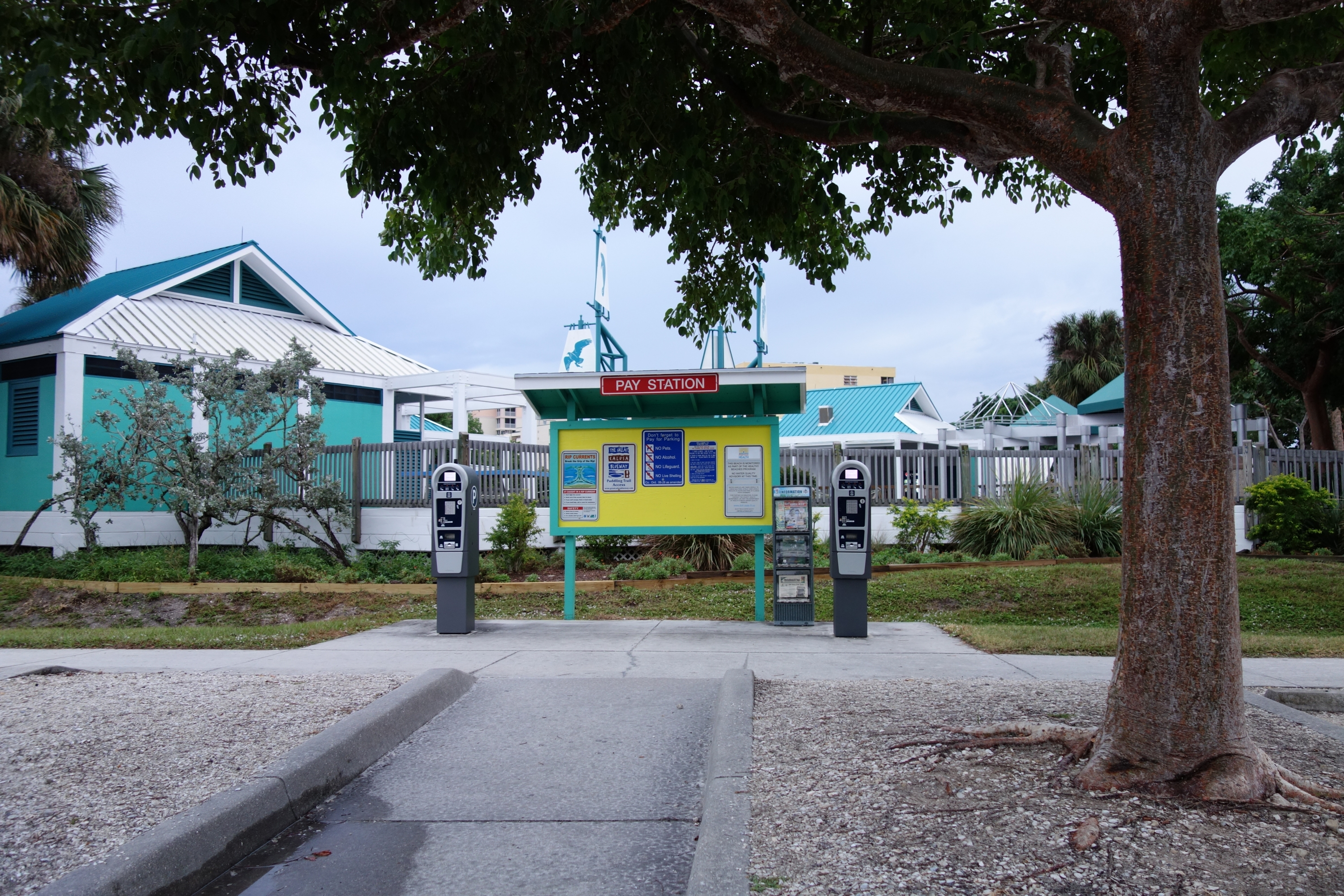 Der Bowditch Point Park in Fort Myers Beach