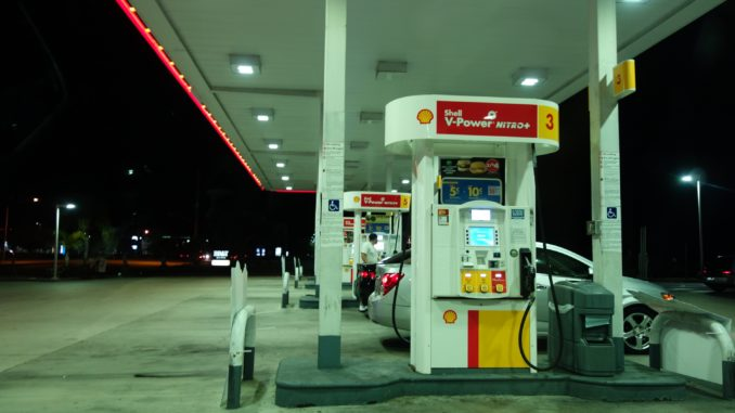 Tankstelle Florida