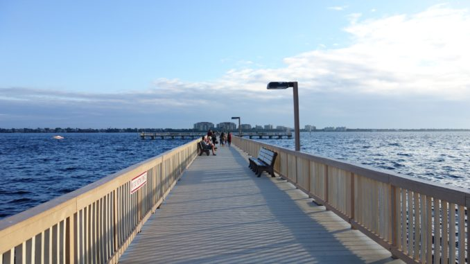 Cape Coral Fishing Pier