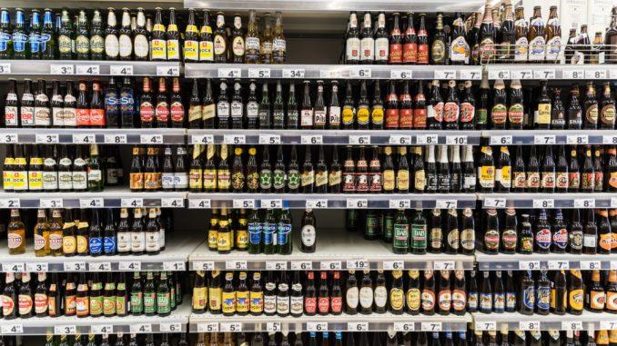 Ein Liquor Store in Florida