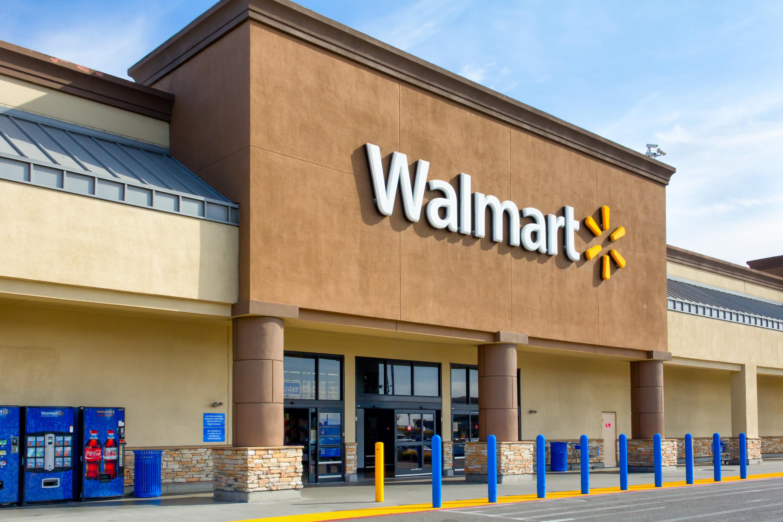Eine Filiale von Walmart in Cape Coral, FL