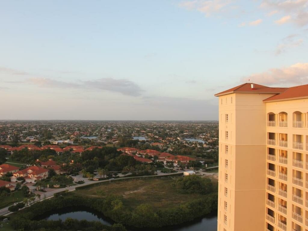 Cape Coral Florida Panorama