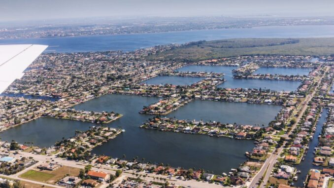 Cape Coral Panorama