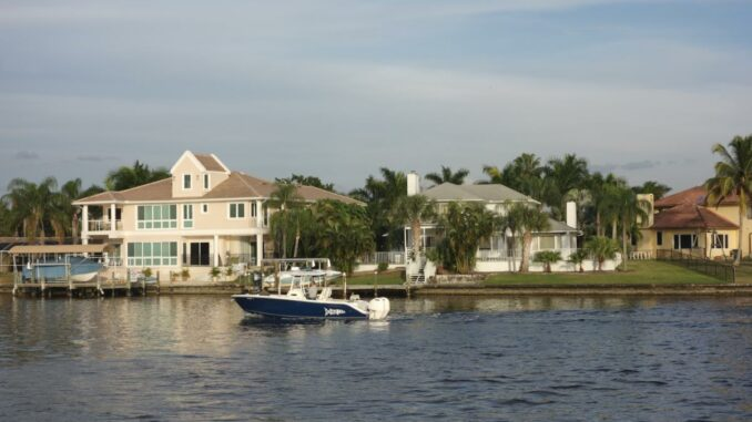 Florida City Cape Coral